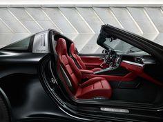 Nuevo #Porsche911Targa4S