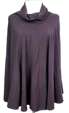 J. Crew Woman's Cowl Turtle Neck Poncho Sz Small Shawl Cloak Cape Wrap Cordinel   Clothing, Shoes & Accessories, Women's Clothing, Tops & Blouses   eBay!
