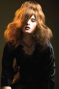 Hair: Rosie Binns and Brent Barlow. Make-up: Jemma Stokes. Styling: Nicky Rybka-Goldsmith. Photography: Jamie Cowlishaw
