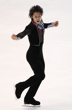 Daisuke Takahashi Photos - All Japan Figure Skating Championship - Day 2 - Zimbio