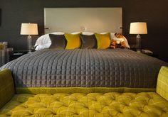 Boutique Hotel   Northcote Hotel interior design by Ward Robinson   Lancashire   Bedroom
