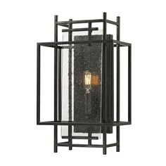 ELK Lighting 14200/1 Intersections Collection Oil Rubbed Bronze Finish