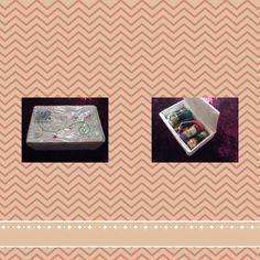 Hand made bangle box