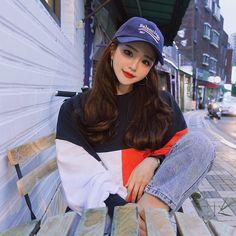 Korean Fashion|Out in Town @oliwiasierotnik