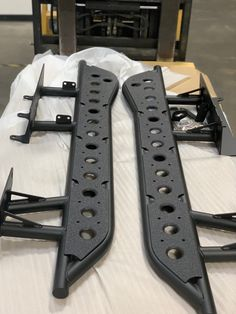 Click this image to show the full-size version. Ford F150 Accessories, 4x4 Accessories, Custom Trucks, Custom Cars, Frontier Truck, Toyota Runner, Overland Tacoma, Truck Roof Rack, Off Road Parts