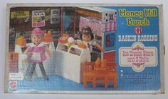 honey hill bunch doll ad   1977 Honey Hill Bunch Dolls Mattel 2325 Baskin Robbins Ice Cream Store ...