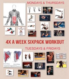 4x A Week Sixpack Workout - Healthy Ab Training For A Sexy Body - PROJECT NEXT - Bodybuilding & Fitness Motivation + Inspiration