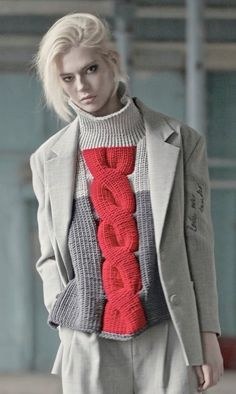 Vika Gazinskaya Fall 2015 Ready-to-Wear Fashion Show