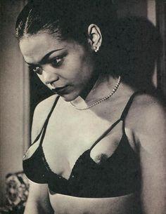 Eartha Kitt pictured in Whisper magazine, December 1968