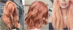 No Tumblr e no Instagram (que são as actuais redes que lançam tendências) esta é a nova cor de cabelo que está a deixar muitas meninas com v...