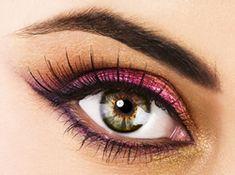 Make up tips voor groene ogen=>ellen dit is wat voor jou! #tips