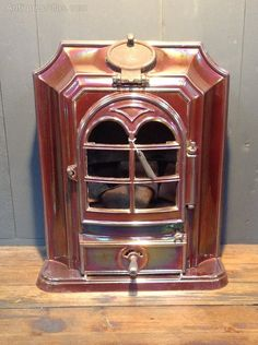 Antiques Atlas - No.3 Jeunesse Stove By Smith And Wellstood