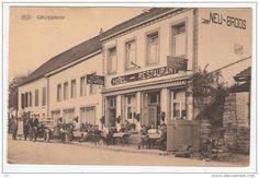 Luxembourg - Grundhof Hotel Neu-Broos, plus tard Ferring