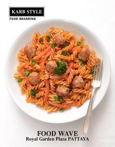 Italian Food - FOOD WAVE, Royal Garden Plaza PATTAYA.