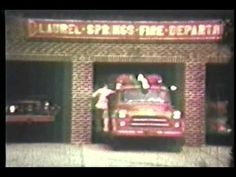 A video recently unearthed depicts members of the Laurel Springs Fire Department in 1959 responding and operating at a burning structure. This structure was . Fire Drill, Fire Apparatus, Fire Department, Firefighter, Vintage, Google Search, Psychics, Fire Dept, Firetruck