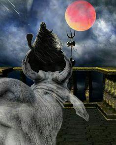 MAHA SHIVRATRI - Considered as one of the Important Festival holds a lot of Significance in the Hindu Mythology On Shivratri devotees observe fast and chant shloks May the Blessings of Lord Shiva remain with all of us HAPPY MAHA SHIVRATRI _ team Shiva Parvati Images, Mahakal Shiva, Shiva Art, Lord Krishna, Lord Shiva Hd Wallpaper, Hanuman Wallpaper, Meditation France, Shiva Shankar, Shiva Tattoo