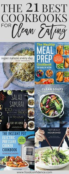 74 Best Cookbooks Images Healthy Food Eat Healthy Eating Healthy