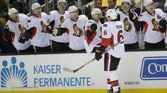 Bobby Ryan the OT hero as Senators top Maple Leafs