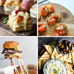 17 Easy Party Appetizers You Can Make in 30 Minutes or Less - Life She Lives Kid Friendly Appetizers, Appetizers For Party, Appetizer Recipes, Quick Appetizers, Cooking With Sesame Oil, Bacon Dishes, Charcuterie Recipes, Chicken Bites, 30 Minute Meals