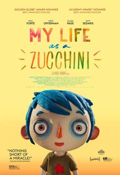 My Life as a Zucchini is nominated for Animated Feature Film for Oscars 2017. Get the latest updates, photos and videos for the 89th Academy Awards.