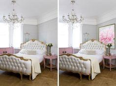 Une touche arty pour votre chambre
