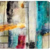 Found it at Wayfair - Impulse I by Jane Bellows Painting Print Canvas