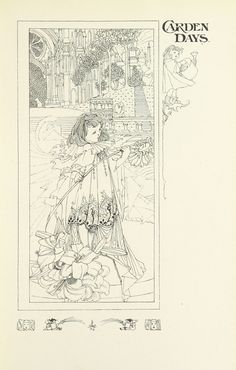 Image taken from page 119 of '[A Child's Garden of Verses ... Second edition.]' | by The British Library