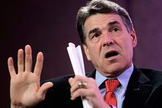 Top Ten: Don't worry. Rick Perry committed his biggest campaign gaffe sans painkillers