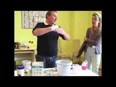 Keshe Workshop Herstellung & Vorbereitung: Coatingflüssigkeit, Coaten, G...