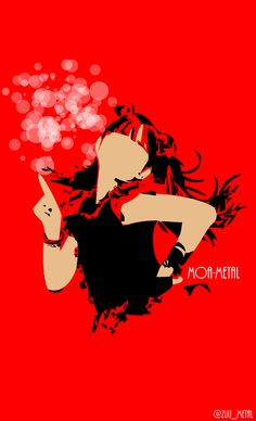 #Babymetal - #MoaMetal