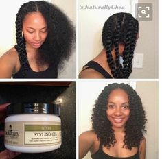 Defined Flat Twist Out On Short Natural Hair ❤❤❤ - Hair Care Natural Hair Twist Out, Natural Hair Journey, Natural Hair Care, Blow Dry Natural Hair, Natural Twists, Natural Hair Styles For Black Women, Natural Styles, Flat Twist Out, Twist Outs