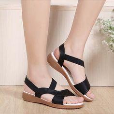 eca79eb10dd9bb The new female 2016 Xia Jiping with female beach sandals flat non-slip  pregnant mother nurse shoes