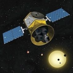TESS: The First-Ever Spaceborne All-Sky Transiting Exoplanet Survey Satellite Will Be Launched 2017
