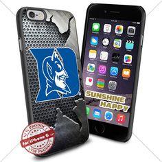 Duke Blue Devils, Basketball NCAA Sunshine#1110 Cool iPhone 6 - 4.7 Inch Smartphone Case Cover Collector iphone TPU Rubber Case Black SUNSHINE-HAPPY http://www.amazon.com/dp/B011SH7R0O/ref=cm_sw_r_pi_dp_Tth8vb0200FJ5