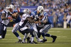 You can run, but you can't hide #SACK #NEvsIND