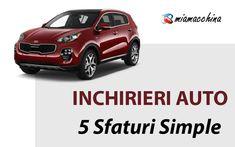 Inchirieri auto: 5 sfaturi simple Vehicles, Car, Vehicle, Tools