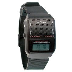 TelTime VII Spanish Talking Watch *** For more information, visit image link.Note:It is affiliate link to Amazon.