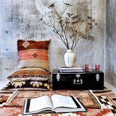 Łap momenty | lifestyle, psychologia, DIY, rozwój: Jak urządzić mieszkanie w stylu boho?