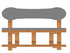 How to Make a Snowboard Bench -- via wikiHow.com