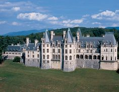Biltmore Castle #ridecolorfully, Biltmore Castle is one of the grandest, most beautiful buildings in the world. I'd definitely stop by and take it all in.