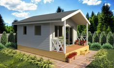 About Small Prefabricated Modular Homes, Tiny Homes, Micro Homes, plus Owner Built Small Cabins and Cottages. Prefabricated Cabins, Prefab Homes, Micro House, Cabins And Cottages, Modular Homes, Minimalism, Shed, Outdoor Structures, Architecture