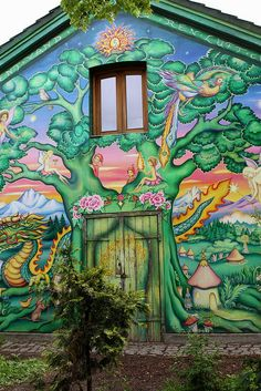 Christiania: Copenhagen, Denmark ~ An intentional, conscious eco-community ~