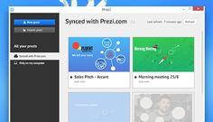 Prezi.com/***SERVICE-- SOFTWARE: PRESENTATIONS