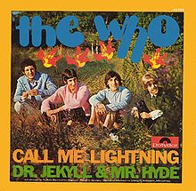 Jekyll and Mr. Hyde (The Who song) Rock & Pop, Pop Rocks, Rock N Roll, John Entwistle, Rock Album Covers, Keith Moon, Vintage Concert Posters, Roger Daltrey, Retro Font