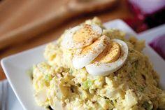cooking recipes plans: Potato and Egg Salad