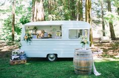 Hire Hello Audrey - Caravan Bar More