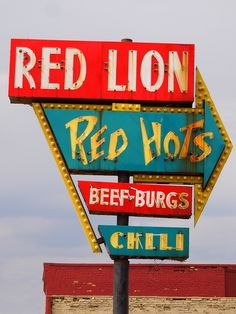 Red Lion.....Grand Rapids, Michigan