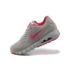 sports shoes fda09 e61ea PurchaseNike Air Max 90 - Cheap Nike Air Max 90 Current Moire Light Grey  Cherry Red Hot
