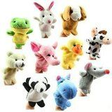 10 Differernt Ainimals/Lot Finger Puppets Good Tool of Telling Story Baby Toys in Baby, Toys for Baby, Developmental Baby Toys Toddler Gifts, Toddler Toys, Pet Toys, Baby Toys, Animal Hand Puppets, Motifs Animal, Musical Toys, Developmental Toys, Educational Toys For Kids
