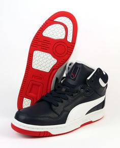 on sale 968de d982c Repuntando, Pumas, Zapatillas De Deporte De Caña Alta, Zapato Con Caña,  Zapatos